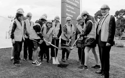 Sod Turning Ceremony