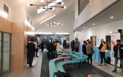 Find Their Feet careers event