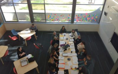 VCAL teacher literacy workshop