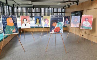 STEM role models on display