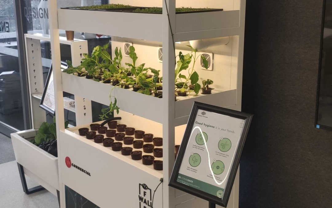 Ready to grow with Farmwall
