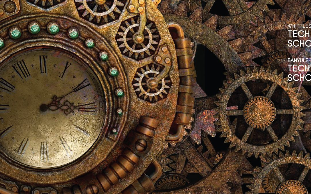 Steampunk Gears & Cogs