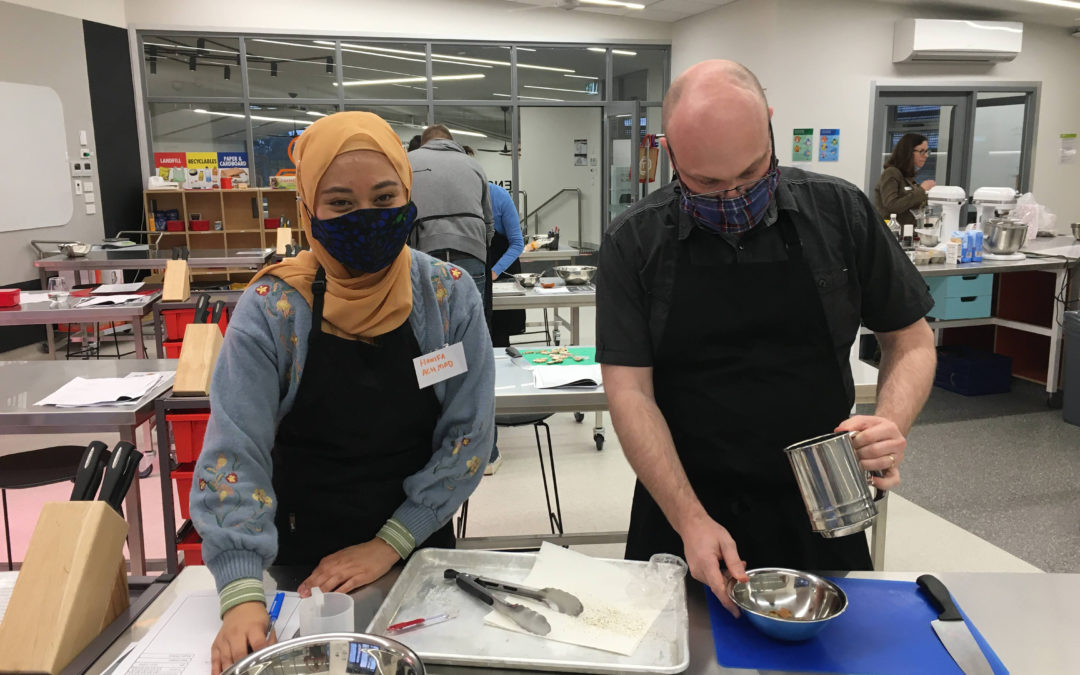 Teacher Ambassador Networking Event: FoodLab